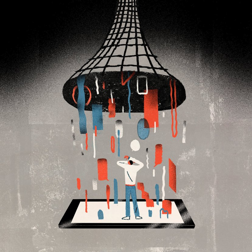 NYTimes Loss of internet privacy